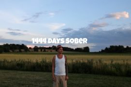 Grateful for Sobriety and 1,444 Days! – @SoberMovement